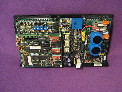 Custom Servo Motors Mpa-03-sl-242 Servo Amplifier Mts Parker Incon