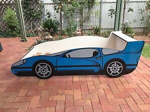 Boy's car bed - excellent condition Lockleys West Torrens Area Preview