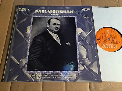 PAUL WHITEMAN - VOL. II - LP - RCA VICTOR LPM-570 - GERMANY 1969 - MONO