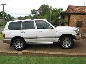 2001 Toyota LandCruiser Wagon Summerland Point Wyong Area Preview