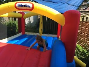 Jump and Slide bouncy