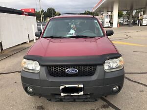 Selling 05 Ford Escape