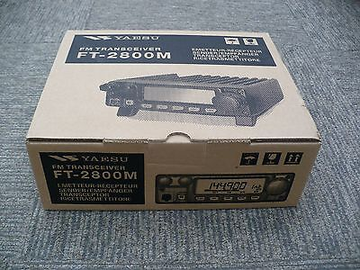 Yaesu FT-2800M Heavy-Duty VHF FM Transceiver. Buy it now for 220.0