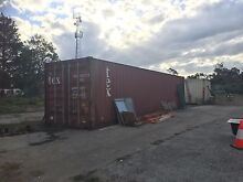 2 X 40 FOOT SHIPPING CONTAINERS Bittern Mornington Peninsula Preview