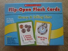 Flip-Open Time and US Money Flash Cards Applecross Melville Area Preview