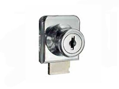Sliding Glass Door Lock Showcase Display Jewelry Case Retail All Keyed Alike 240