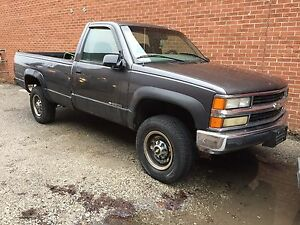 1997 Chevy pick up 2500 4x4