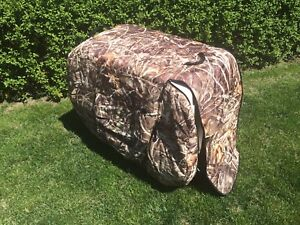 Large Insulated kennel or crate cover