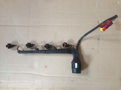 PEUGEOT 206 1.4 HDI INJECTOR WIRING LOOM 9638163180