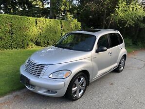 2005 CHRYSLER PT CRUISER GT TURBO LOW KM ONE OWNER