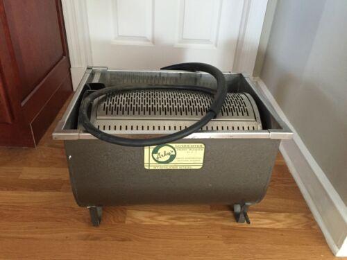 Vintage Arkay Loadmaster Print Washer Model 1620 - Stainless Steel