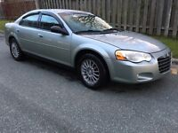 2006 Chrysler Sebring , Inspected, Bad/No Credit Approved! St. John's Newfoundland Preview