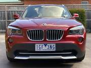 2010 BMW X1 xDrive23d Turbo Wagon- E84 Auto 4WD MY11 Boronia Knox Area Preview