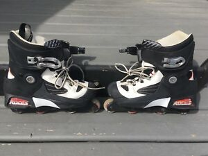 ROCES Trick Rollerblades