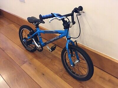 Islabike Cnoc 14 - blue kids bike in good condition
