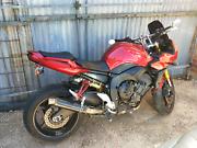 Yamaha Fz1 Seacliff Holdfast Bay Preview