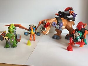 Fisher Price Imaginext- Dinosaures
