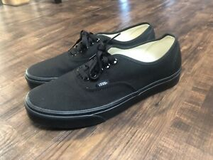 New Men's Vans size 11