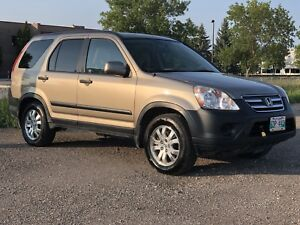 2005 CRV All Wheel Drive- Safetied with 2 sets of tires