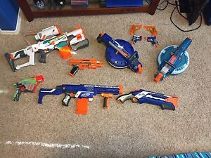 Nerf Guns For Sale!