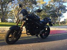 2010 Hyosung GT250 EFI Black Naked Parkside Unley Area Preview