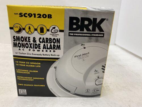 new brk sc9120b ac hardwire carbon monoxide