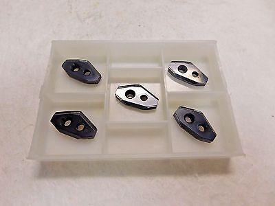 K Tool Carbide Drill Insert 1218 X 20 Box Of 5 Grade X20 Di1218