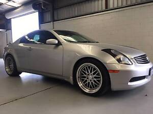 2003 Nissan Skyline 350GT Coupe ONLY 123841 Klm's Belmont Belmont Area Preview