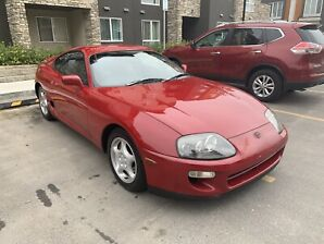 1998 Toyota Supra (Cheapest on Kijiji)