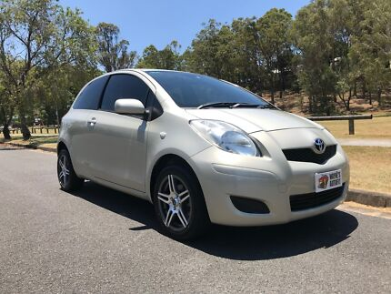 2008 Toyota Yaris Hatchback Southport Gold Coast City Preview