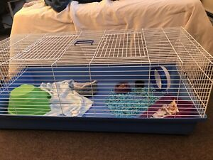 Large small animal cage for sale!