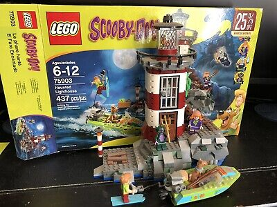 LEGO Scooby-Doo Haunted Lighthouse (75903)