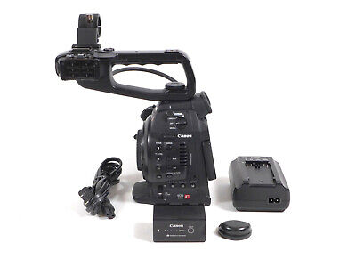 Canon EOS C100 Cinema Camera Body C 100 Dual Pixel CMOS AF