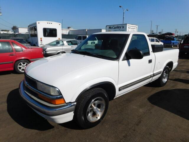 Imagen 1 de Chevrolet S-10 white