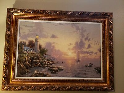 THOMAS KINKADE:  SEA OF TRANQUILITY - MUST SELL $1,300 OR BEST