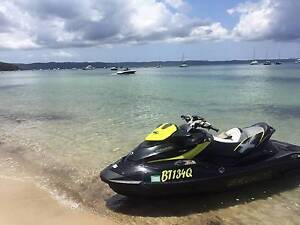 SEADOO RXTX 260 RS and Trailer Cleveland Redland Area Preview