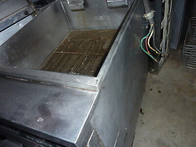 Dean Big Hduty Electric Fryer Model If 90wfiltering Mach900 More In Items