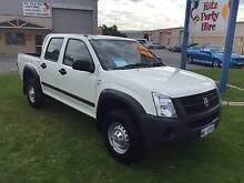 2007 Holden Rodeo DUAL-CAB Ute GREAT CONDITION!! East Rockingham Rockingham Area Preview