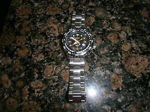 Seiko Flight Master Kinetic Mens Watch Shailer Park Logan Area Preview