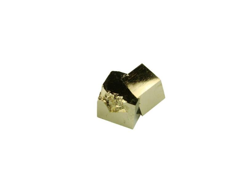 Navajun Spain Mine - Pyrite Cube Crystal With Display Case-#PC13
