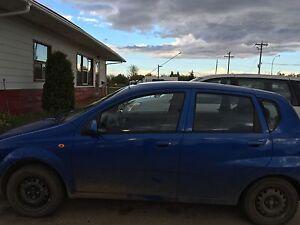 2004 Chevy aveo