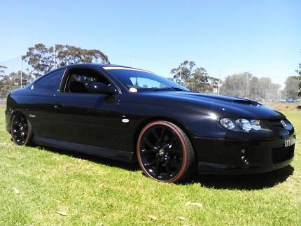 2004 VZ Monaro Dudley Park Port Adelaide Area Preview