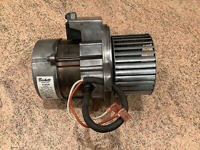 Beckett Oil Burner Motor Pn 21805e. Mod K41gwaah-1007 115v