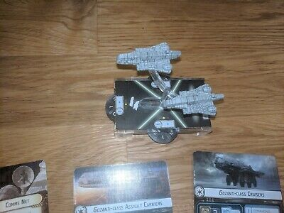 Imperial Assault Carriers expansion for Star Wars Armada