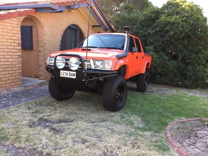 TOYOTA HILUX **UPDATED** Flagstaff Hill Morphett Vale Area Preview