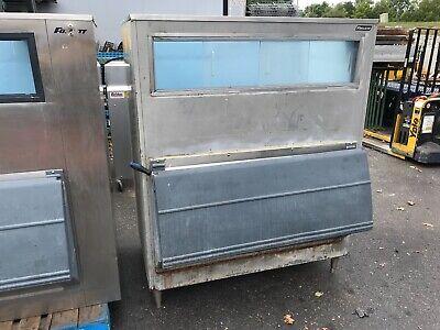 Used Follet Ice Bin 1175 Lb Restaurant Bakery Equipment...