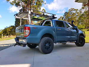 Ford Ranger Ocean View Pine Rivers Area Preview