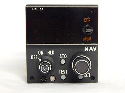 Collins CTL-32 Aircraft Navigation Control Unit, Part No. 622-6251-016 [GR1B]