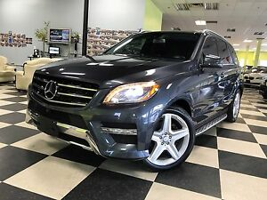 2014 Mercedes-Benz M-Class FULLY LOADED#100% APPROVAL GURANTE...