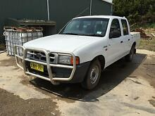 2001 Ford Courier Ute Trafalgar Baw Baw Area Preview